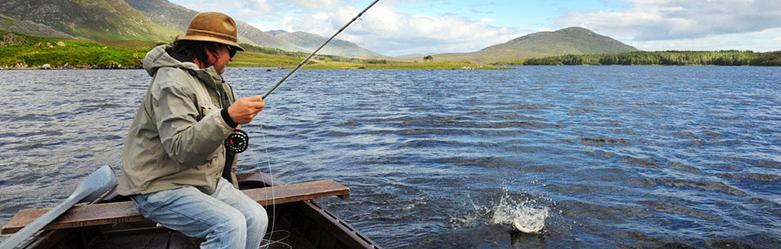 Sporting Trips: Fishing - Goldstar Chauffeur Drive