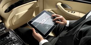 Integrated Driver App - Goldstar Chauffeur Drive